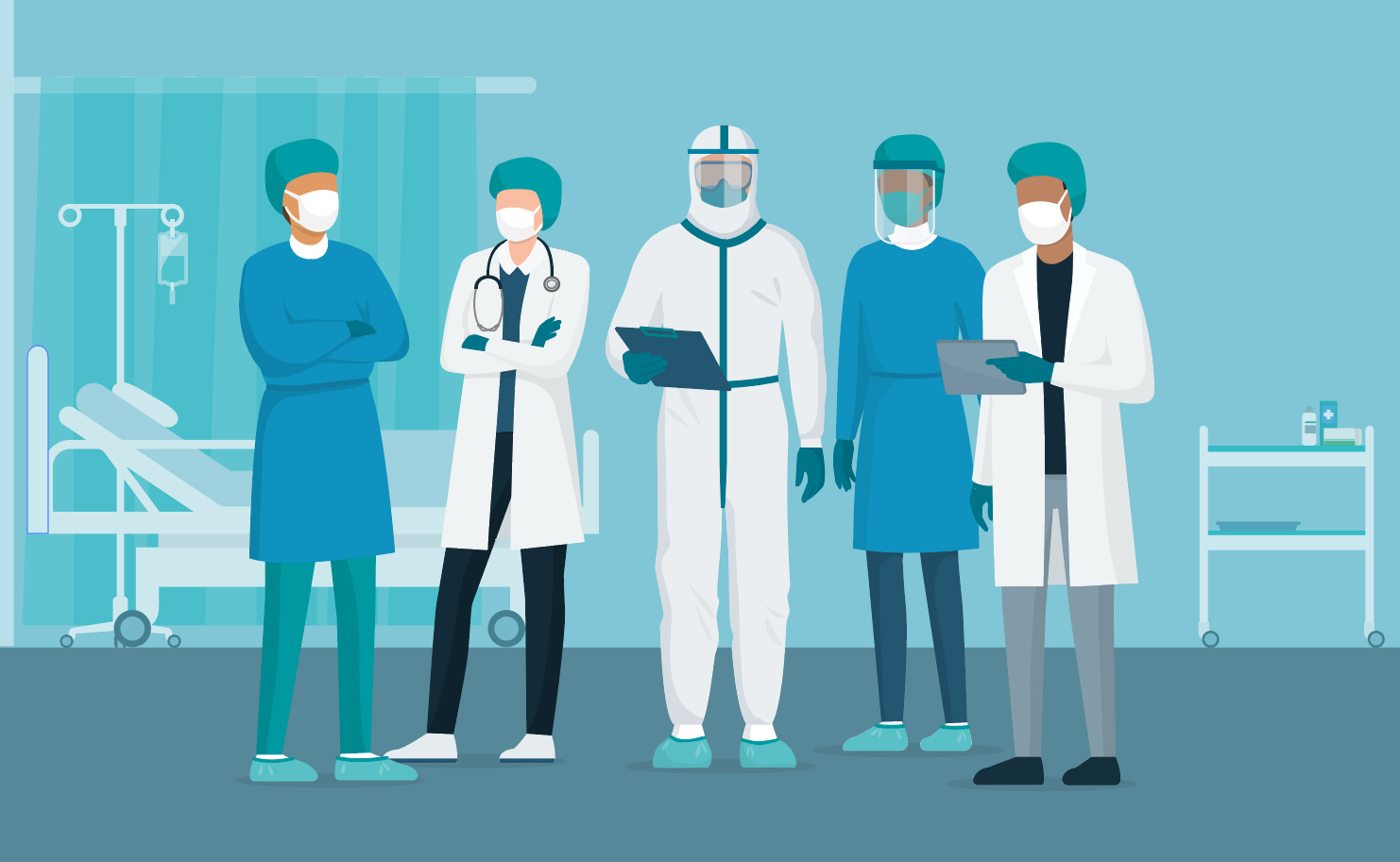 How Hospitals and Health Systems Can Pandemic-Proof their Physician Compensation Agreements